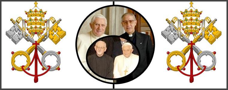 Le pouvoir occulte du Vatican, participation secrète avec les régimes totalitaires. Double