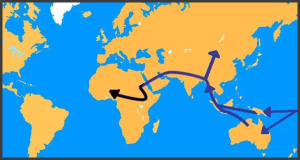 afrique orientale portugaise pays autour