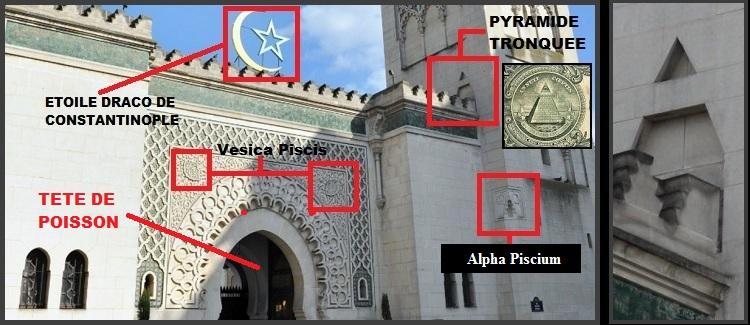 La mecque control e par les illuminatis preuve for Architecture symbolique